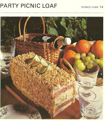 Yuck. For more fabulous photos of gastronomically interesting recipes from the 60's, check out this blog: http://www.badanduglyofretrofood.com/search/label/1960s%20food