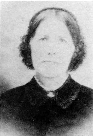 My maternal great-great-great grandmother, Catherine Gertrude Pfeiffer. Born in Germany in 1808, died in 1881. I have no idea when this photo was taken but it was sent to me by the Henry County Ohio Genealogical Society.